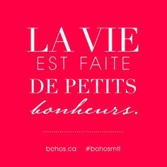 #quotes #citation #bonheur #happiness #love #amour #bohosmtl