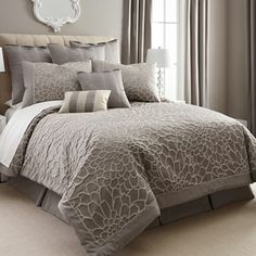 Liz Claiborne 4-pc. Kourtney Comforter Set - JCPenney