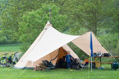 camping experience essay