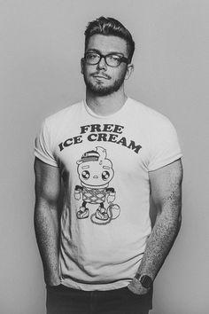 hot sale online d779b f16fc Chris Jones by Chris Parkes  Homotography I Love Beards, Sexy Beard, Mens  Glasses