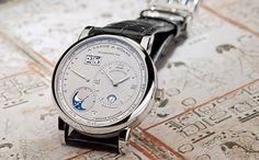 A. Lange & Söhne Lange 1 Tourbillon Perpetual Calendar @destinationmars