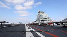 China considera tener tercer portaaviones, el primero nuclear, según experto