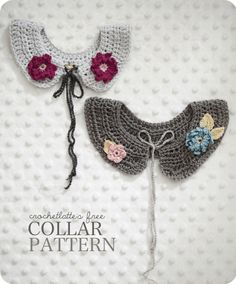 Flower Girl Collar