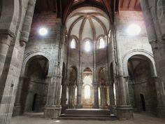 1000 Lugares en Galicia: Monasterio de Carboeiro en Silleda, Provincia de P...