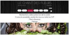 http://ift.tt/1RhwRMZ le chant des fleurs à Franois 03.81.53.66.17 http://ift.tt/1PuTFXf
