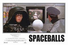 Spaceballs Alternative Poster
