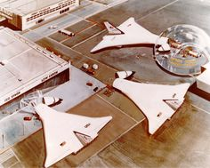 1970s space dreaming at its finest: The massive Star-Raker space plane would take carry solar power satellites into orbit.