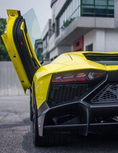 Lamborghini Aventador 50th Anniversario