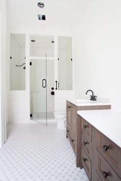 Master Bathroom Updates super excited to share a couple of bungalow barn bathroom updates