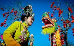 Chinese New Year 2012 Dragon