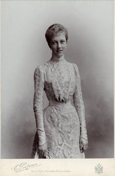 Archduchess Elisabeth of Austria, daughter of Crown Prince Rudolph, grandaugher of Sissi