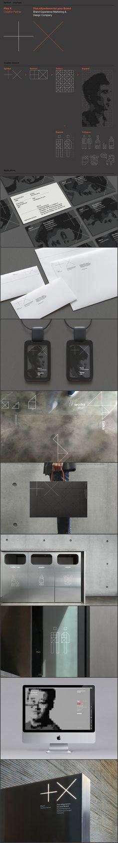 branding / Identity | Plus X