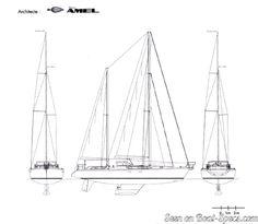 Nauticat 331 deep draft (Nauticat Yachts) specifications