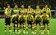 UEFA Champions League Group D Borussia Dortmund vs Ajax Amsterdam 1-0
