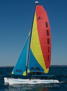 New 2013 Hobie Cat Boats Getaway Beach Catamaran