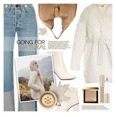 """""""Going for Natural"""" by anna-anica ❤ liked on Polyvore featuring Fendi, Gucci, rag & bone, L'Autre Chose, Burberry, Fall, outfit and natural"""