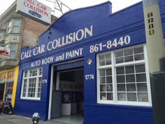 The San Francisco Auto Body Shop and Collision Repair for the Highest Quality Results, Exceptional Service & Unmatched Work Ethic at Call Car Collision.