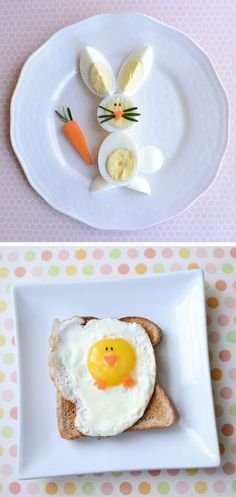 Fun Easter Food Ideas for Children Creative Easter recipes for your .Fun Easter Food Ideas for Children Creative Easter recipes for your children for breakfast, brunch, lunch or a healthy snack. Plus, sweet treats and Easter Recipes, Baby Food Recipes, Brunch Recipes, Party Recipes, Easter Ideas, Snacks Recipes, Recipes Dinner, Easter Breakfast Recipes, Cake Recipes