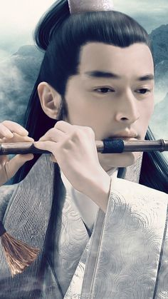 胡歌 Hu Ge Chinese Actor/Singer  in Lang Gia Bảng (Nirvana In Fire)