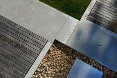 Private Garden Potsdam | Planorama Landschaftsarchitektur Holz + Beton (coin lounge)