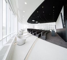 Eneco headquarters in Rotterdam by Hofman Dujardin Architects and Fokkema & Partners