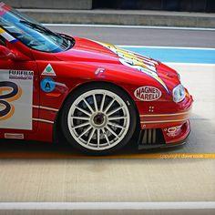 1998 Alfa Romeo 156 Supertourer - 2013 Silverstone Classic