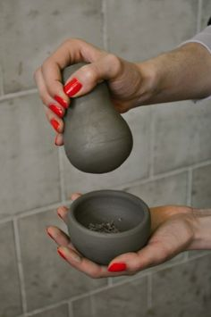Ceramic Mortar
