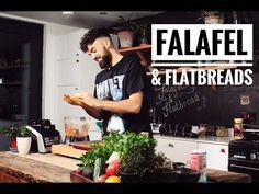 FALAFEL & FLATBREADS | Avant-Garde Vegan - YouTube