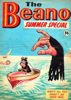 Beano Summer Special 1969