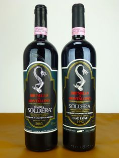 "Soldera #Brunello di Montalcino. One of the great #wines of #Tuscany. ""Breathtaking."""
