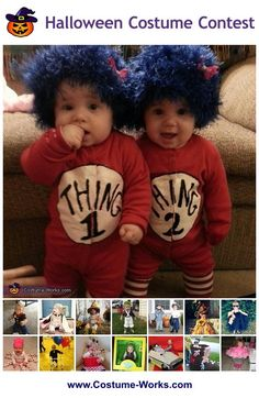 Homemade Costumes for Babies - Halloween costume contest