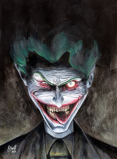 Joker by Guillaume Boetti
