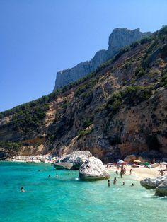 Boat trip from Cala Gonone to Cala Mariolu, Cala Biriola and Cala Luna (Sardinia, Italy)