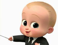 Baby Wallpaper, Cartoon Wallpaper, Baby Cartoon, Cartoon Art, Boss Birthday, Boss Baby, Bare Bears, Disney Pictures, Birthday Decorations