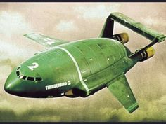 Thunderbird 2 from Thunderbirds