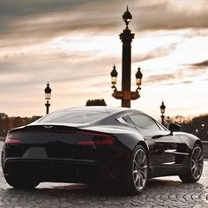 Aston Martin One-77 Approximate price tag: 1.4 million Via: @classyavant