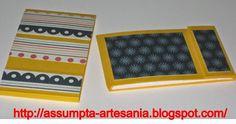 Artesania Assumpta: Tot fet a mà: Llibretetes de notes ideals per dur sempre a la bo...