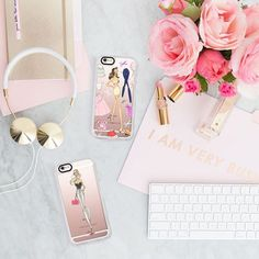 Lots of new designs on my @casetify collection! Check out all the models available in casetify.com/jfillustrations #casetifyartist [ credit: @studiobicyclette ]
