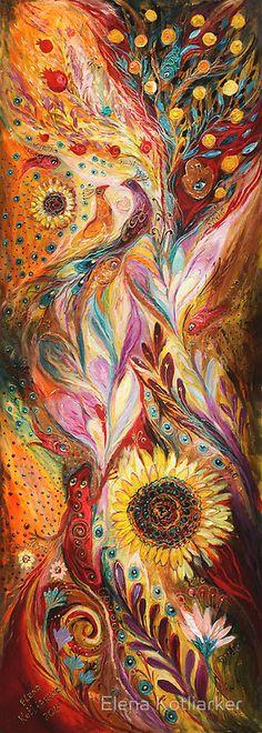 Towards the Sun by Elena Kotliarker