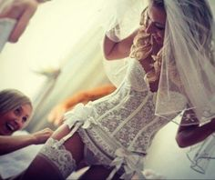 Sous vêtement Marié