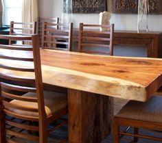Live Sawn Edge Wood Bar Tops Lumber Slabs Countertops Cape Cod ...