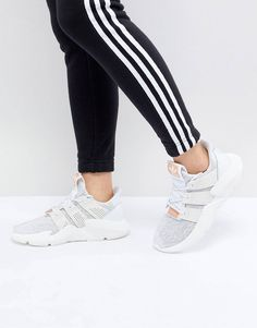low priced cb745 b9eb2 Deportes blanco White Sneakers, Adidas Sneakers, Shoes Sneakers, Nike  Shoes, Fashion Styles