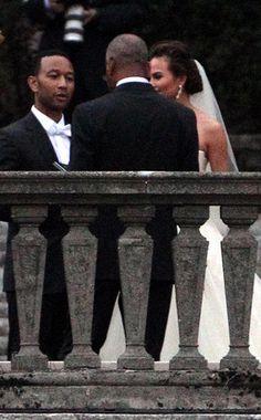 John Legend, Chrissy Teigen wedding!