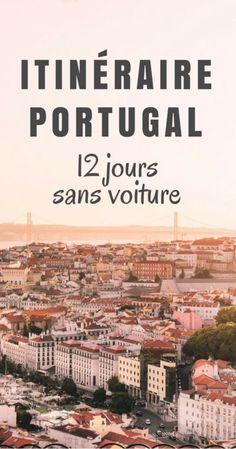 Reiseroute in Portugal - 12 Tage ohne Auto, Algarve, Europe Destinations, Amazing Destinations, Travel Around The World, Around The Worlds, Portuguese Culture, Destination Voyage, Backpacking Europe, Portugal Travel