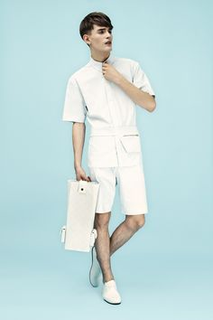 Joanna Startek Goes Minimalist for Spring/Summer 2013