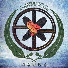 Album cover: Xavier Rudd & The United Nations – Nanna