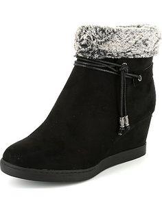 Soldes boots femme - boots motardes, boots à talon, fourrées - chaussures  Femme   Kiabi 71ab882cb259
