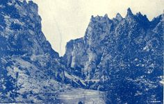 Desfiladero de Pancorbo 1963
