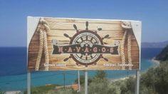 navahos beach bar - samos