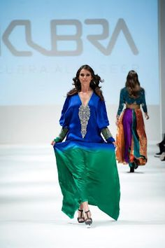 How To Live Like an Omani Princess: Muscat Fashion Week 2012:OPNO's faves from the non-Omani designers